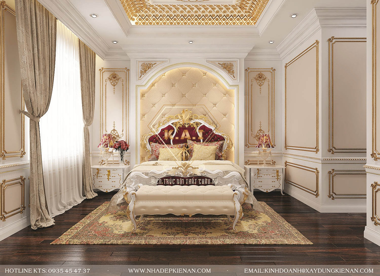 các mẫu thiết kế nội thất biệt thự