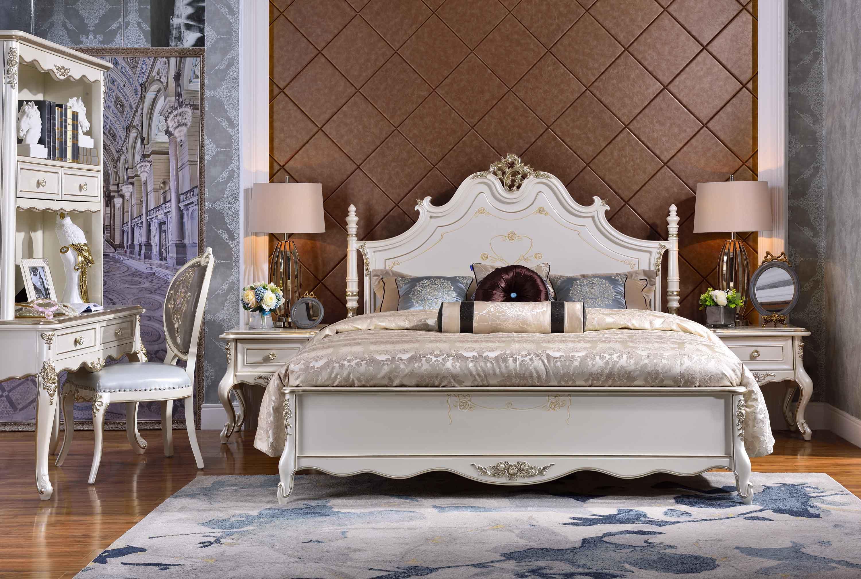 Các lưu ý khi chọn giường ngủ tân cổ điển