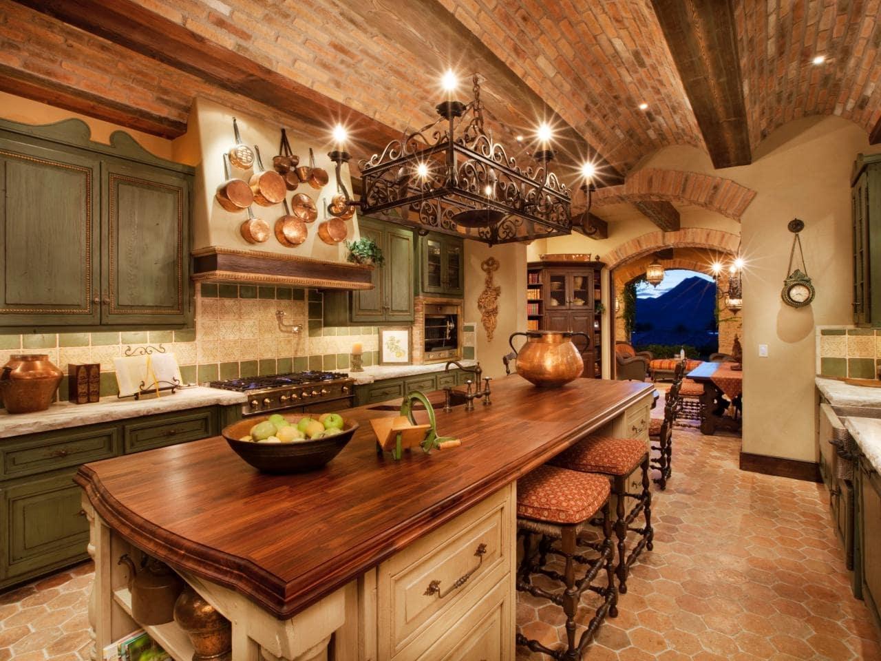 Phong cách thiết kế nội thất rustic