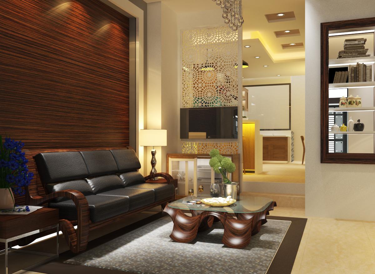 Hack không gian sống với mẫu thiết kế nội thất nhà mặt phố