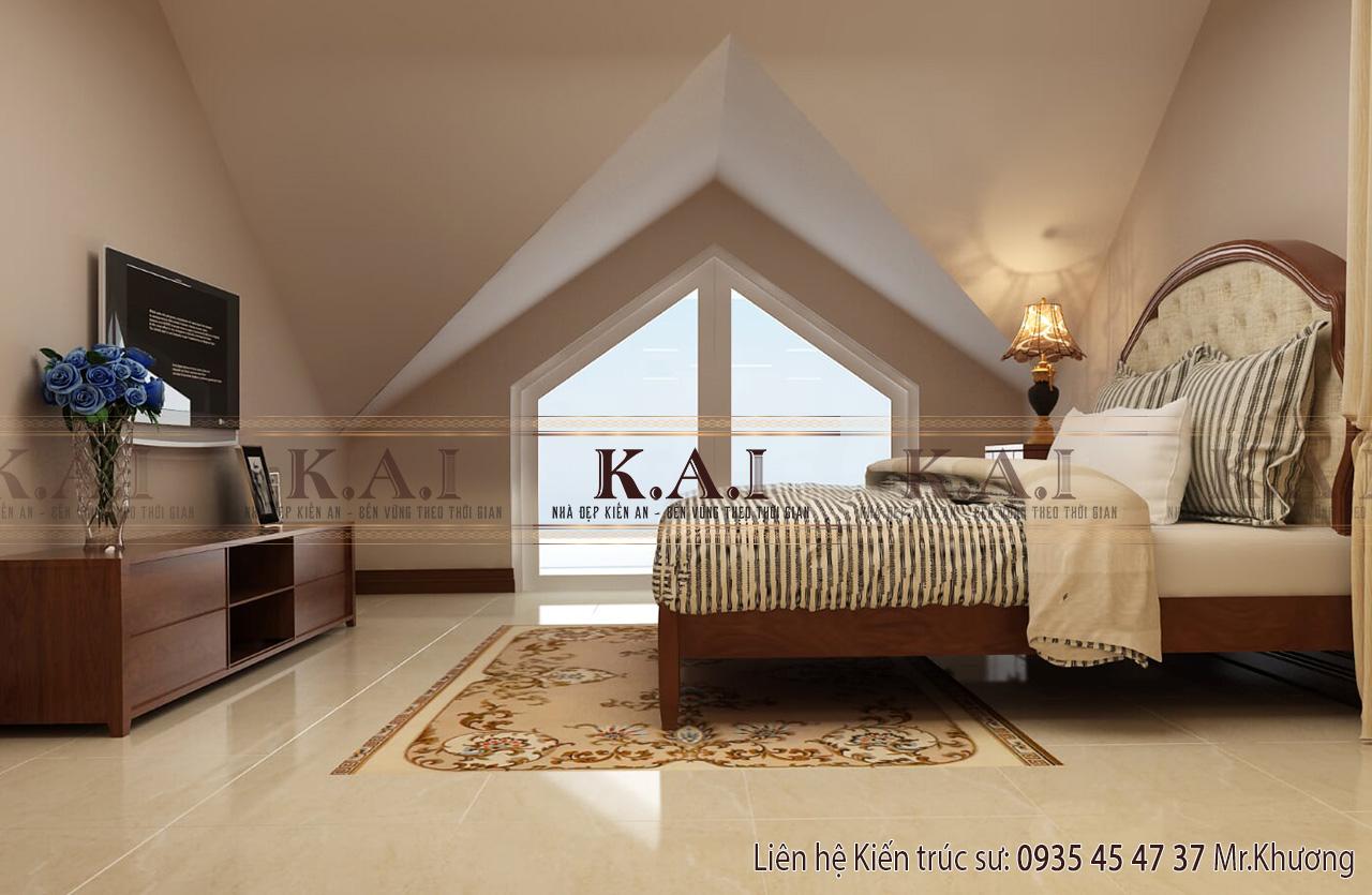trang trí phòng ngủ đơn giản