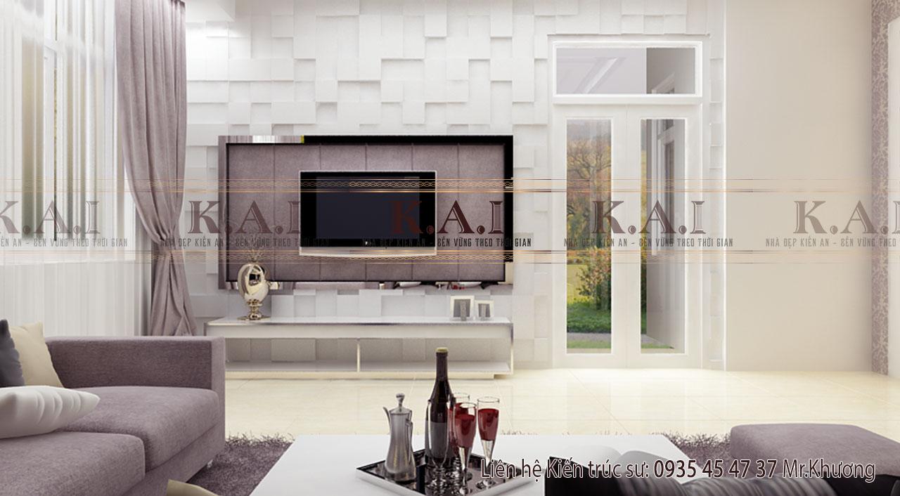 Gạch ốp tường –  những ý tưởng độc đáo cho nhà hiện đại