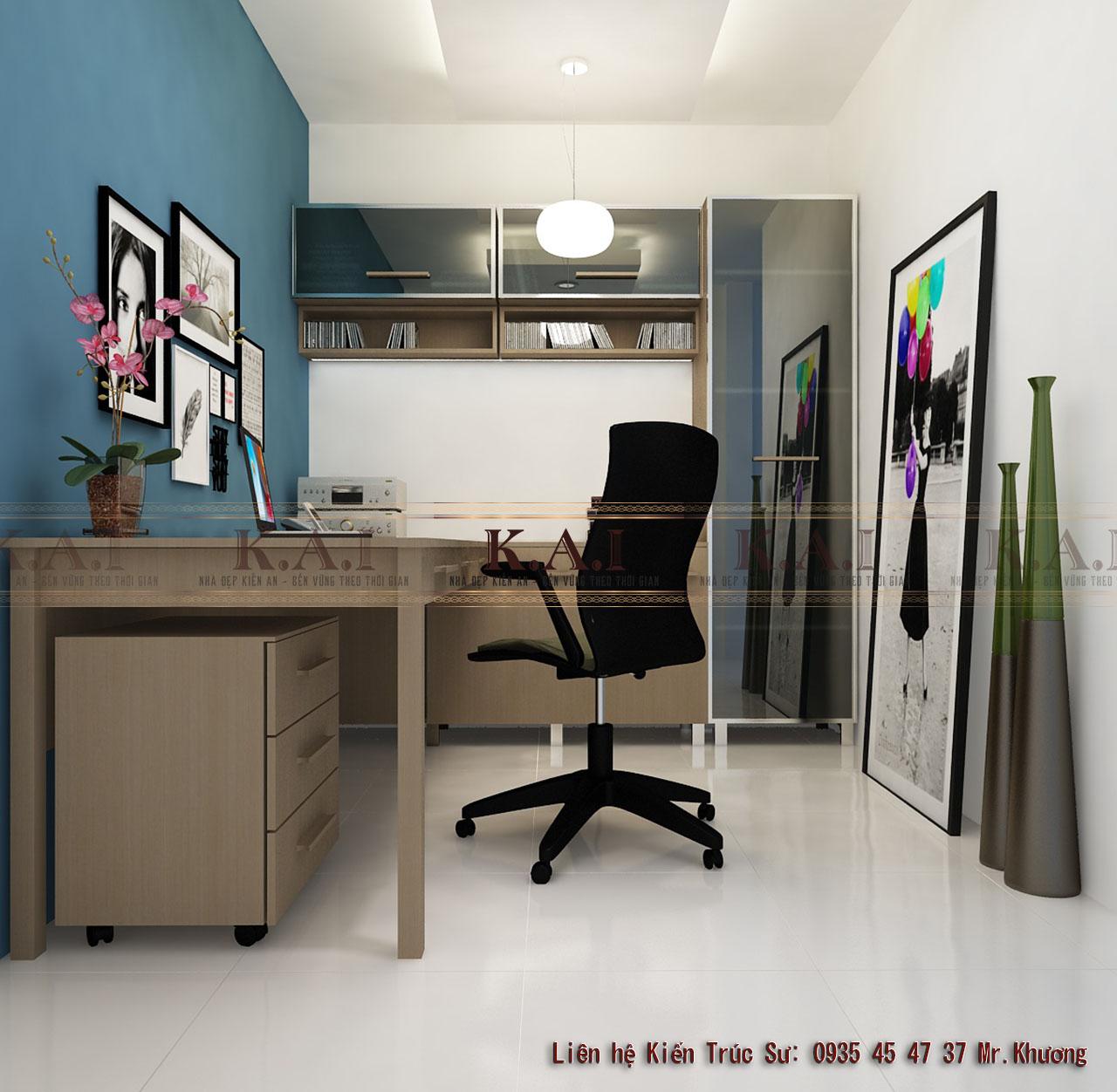 mẫu thiết kế nội thất nhà nhỏ