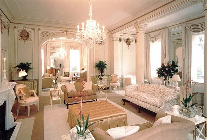 Tìm hiểu về phong cách nội thất Baroque