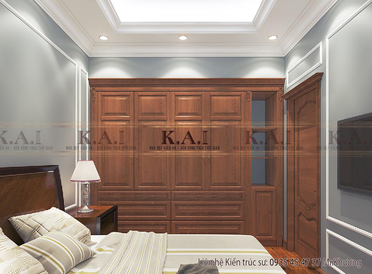 phong cách thiết kế nội thất gỗ
