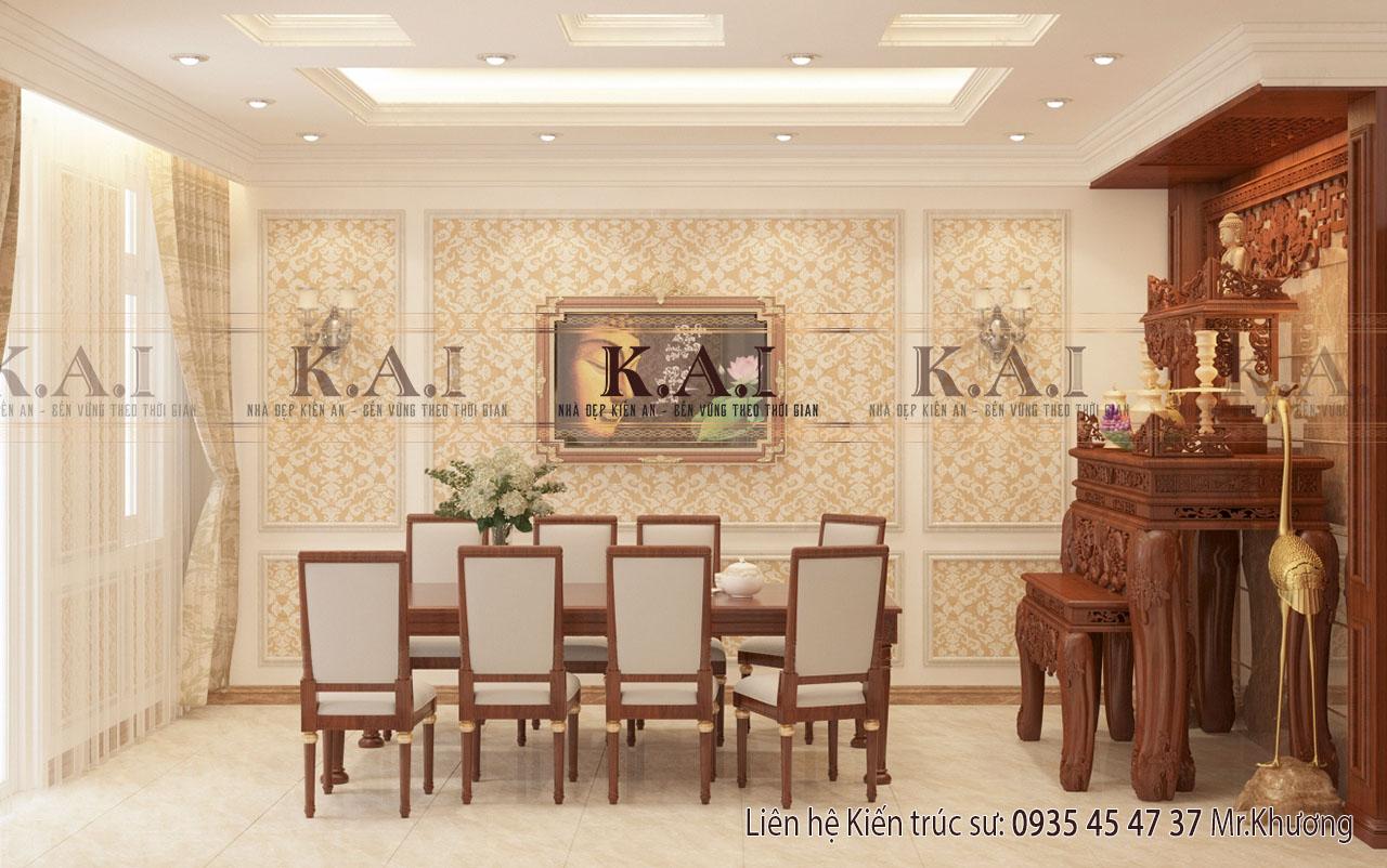 Thiết kế nội thất đồ gỗ tự nhiên