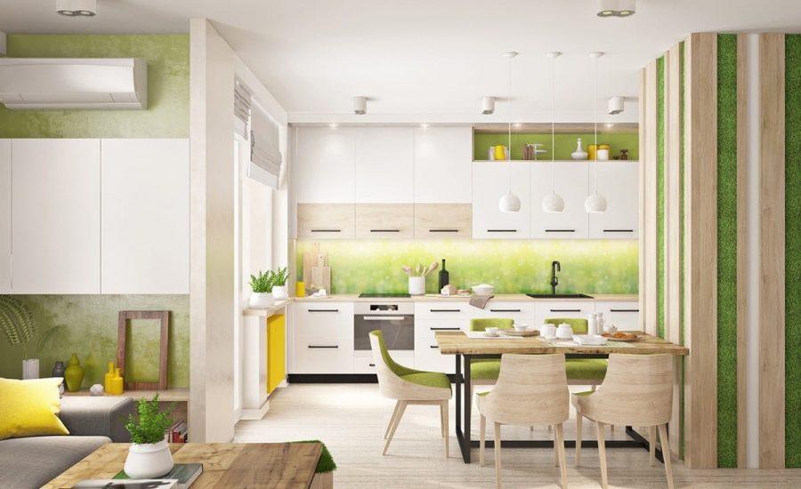 Cách trang trí nhà bếp đẹp và khoa học
