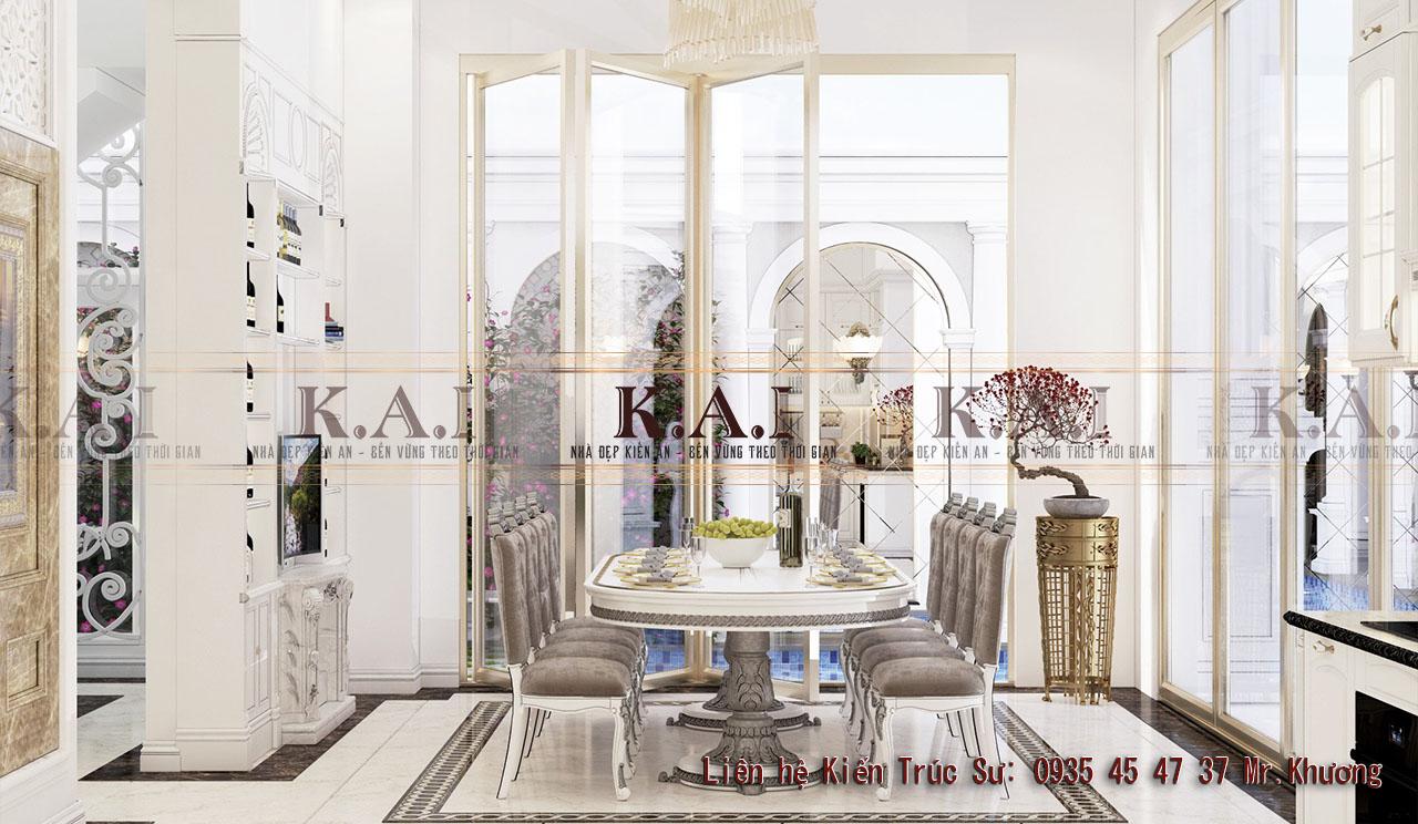 Top 25+ mẫu thiết kế nội thất phòng ăn thanh lịch và ấm cúng