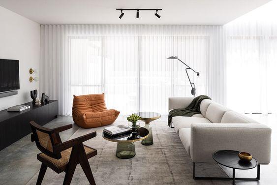 Tận hưởng làm gió mới phong cách nội thất đương đại