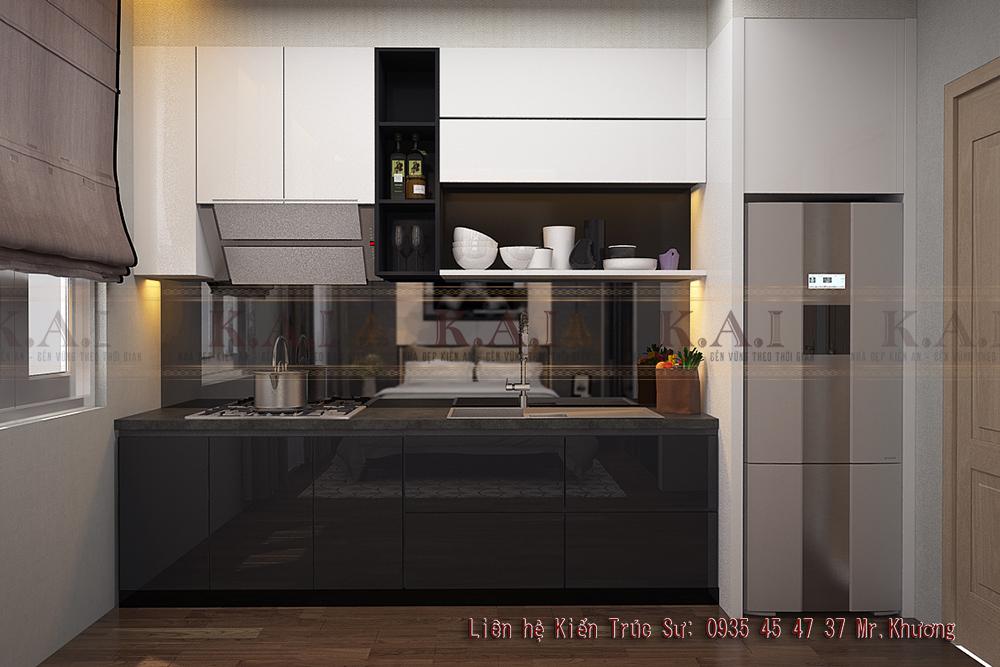 thiết kế nội thất căn hộ 20m2