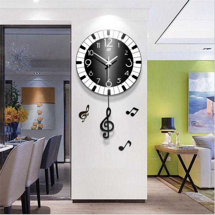 Trang trí đồng hồ treo tường như thế nào để tránh kỵ phong thủy?
