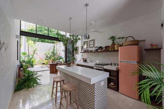 Ứng dụng không gian mở bắt kịp xu hướng kiến trúc nhà ở
