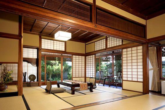 Thiết kế nhà kiểu Nhật luôn tồn tại những đặc điểm riêng biệt