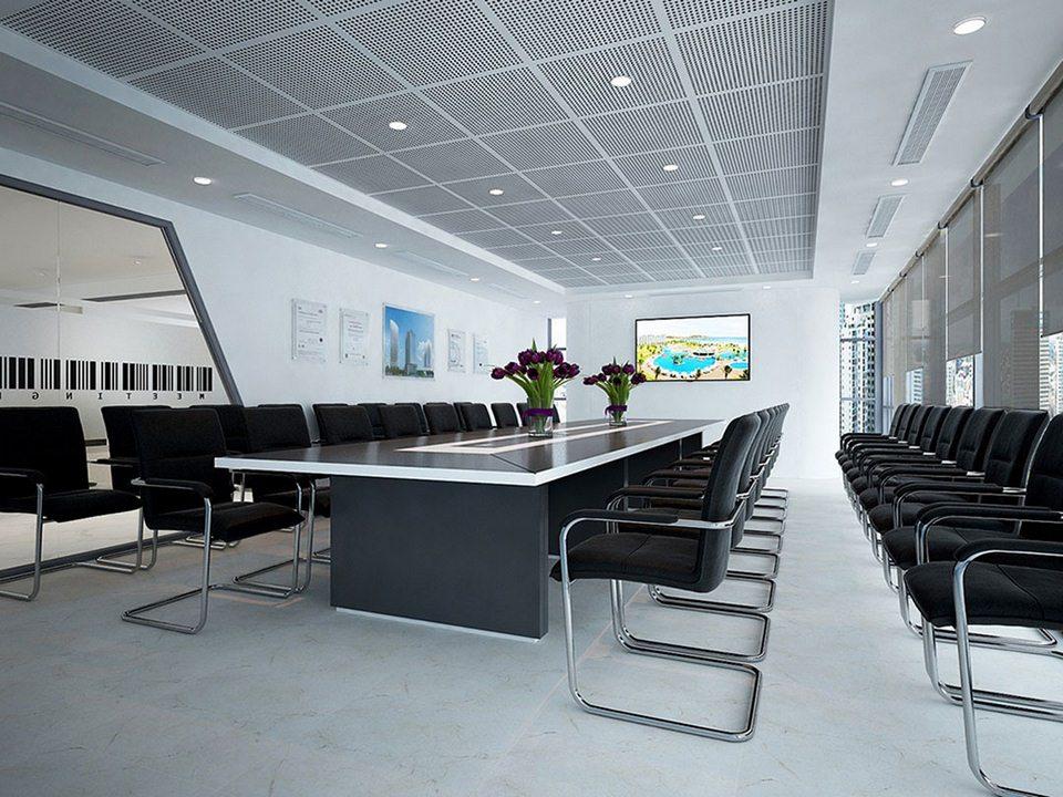thiết kế nội thất phòng họp