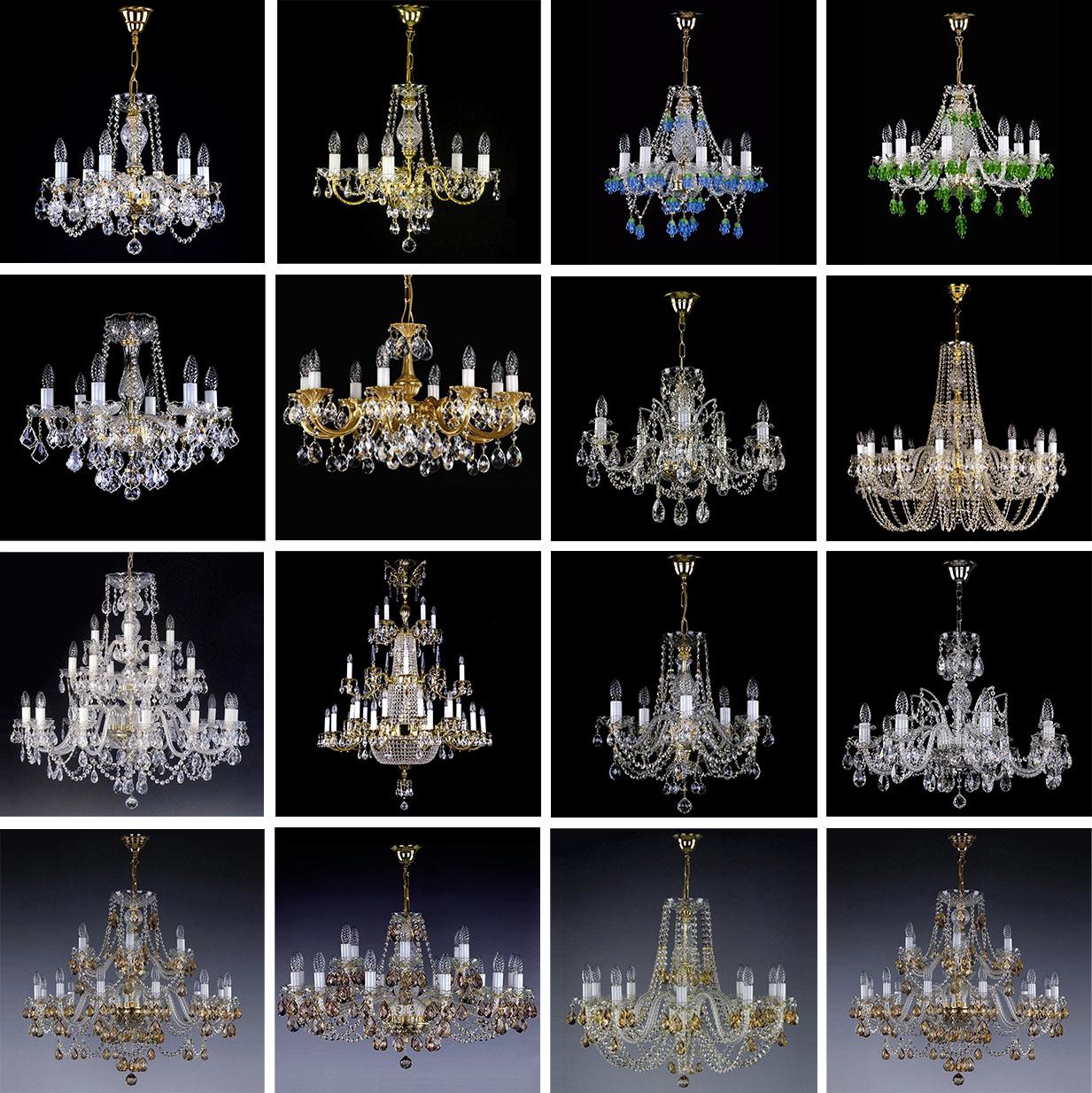 Những mẫu đèn trang trí nội thất lung linh cho nhà đẹp