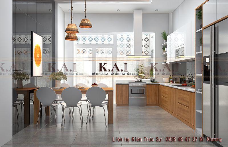 Thỏa mắt với top 26 mẫu phòng bếp hiện đại và đẹp nhất năm 2021