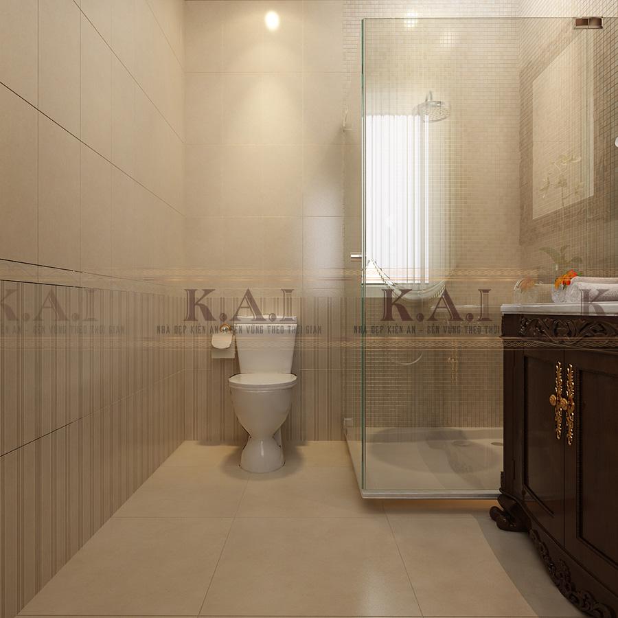 Phòng tắm nhỏ đến mấy cũng hóa rộng rãi với các mẹo sau
