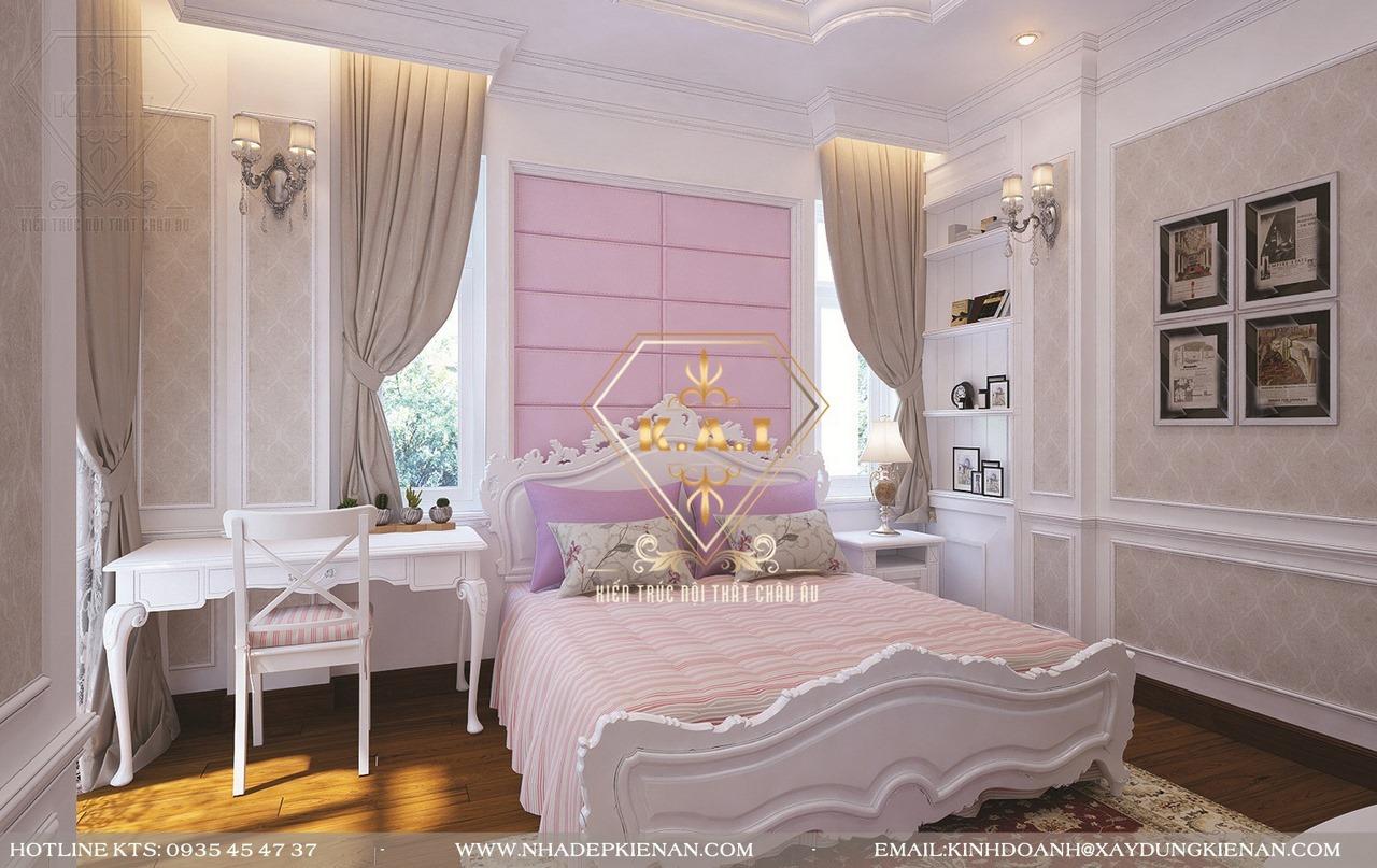 Top 23+ phòng ngủ cho nữ đẹp và đơn giản không nên bỏ lỡ