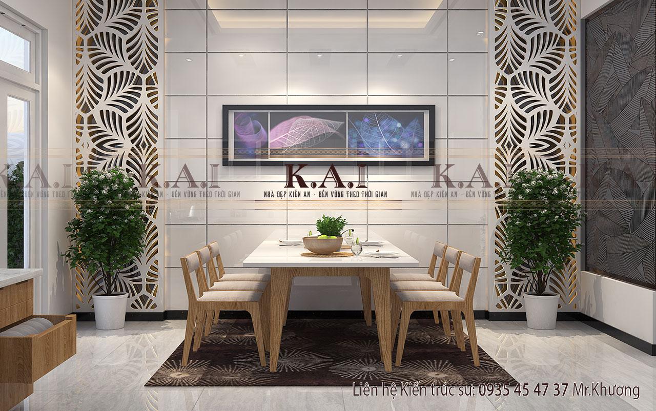 Gợi ý cách bố trí bàn ăn cho nhà bếp đẹp và hợp phong thủy