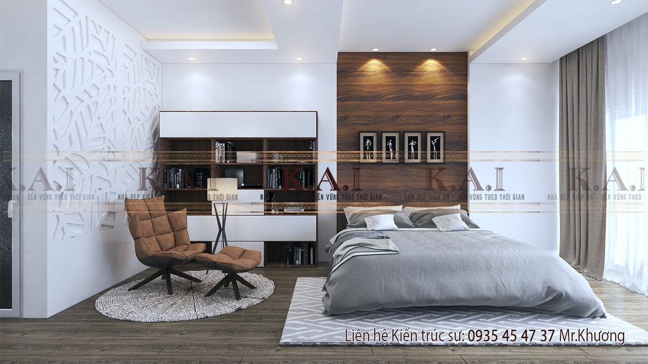 Top những mẫu nội thất phòng ngủ hiện đại đẹp tại Nhà Đẹp Kiến An