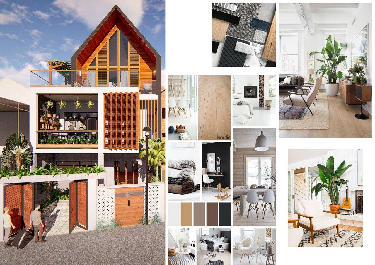 Thiết kế homestay cực thơ mộng tại Đà Lạt